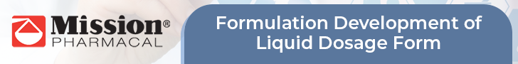 Formulation Development of Liquid Dosage Form