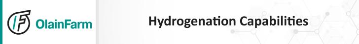 Olainfarm-hydrogenation capabilities