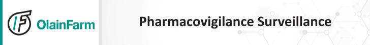 Olainfarm-pharmacovigilance surveillance