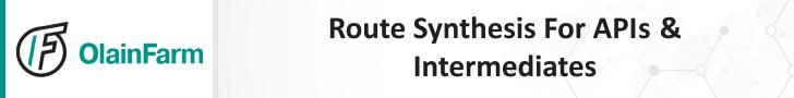 olainfarm-route-synthesis-for-apis-intermediates