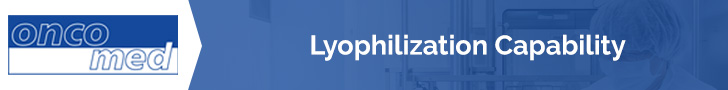 Oncomed-Lyophilization-Capability