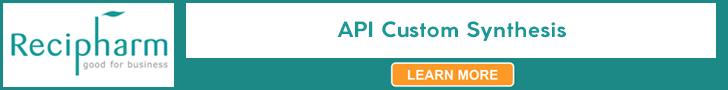 Recipharm-API-Custom-Synthesis