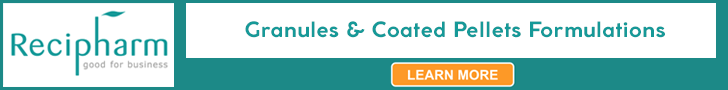 Recipharm-Granules-&-Coated-Pellets-Formulations
