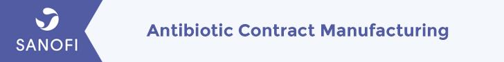 Sanofi-Antibiotic-Contract-Manufacturing