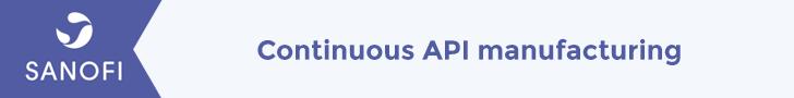 Sanofi-Continuous-API-manufacturing