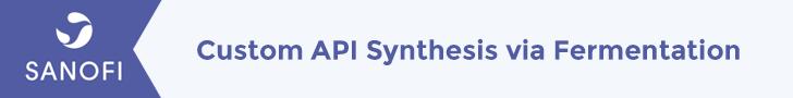 Sanofi-Custom-API-Synthesis-via-Fermentation