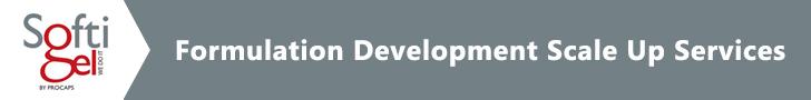 Softigel-Formulation-Development-Scale-Up-Services