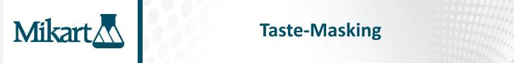 Taste Masking