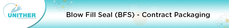 Unither-Blow-Fill-Seal-(BFS)---Contract-Packaging