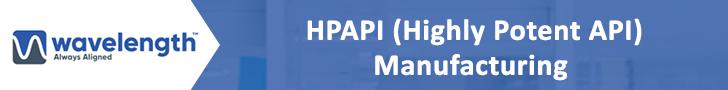 wavelength-HPAPI-(Highly-Potent-API)-Manufacturing