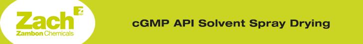 Zech-cGMP-API-Solvent-Spray-Drying