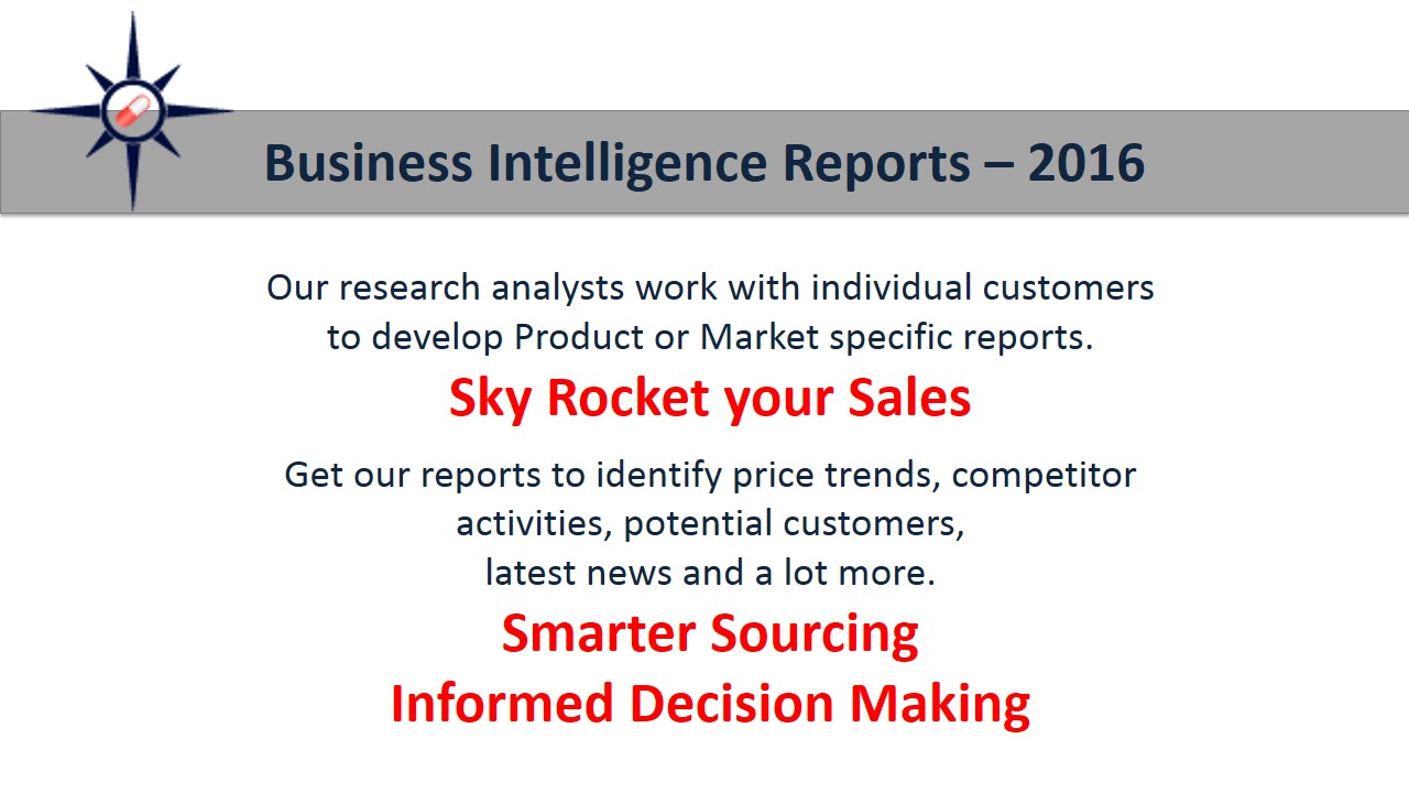 Market Intelligence Report