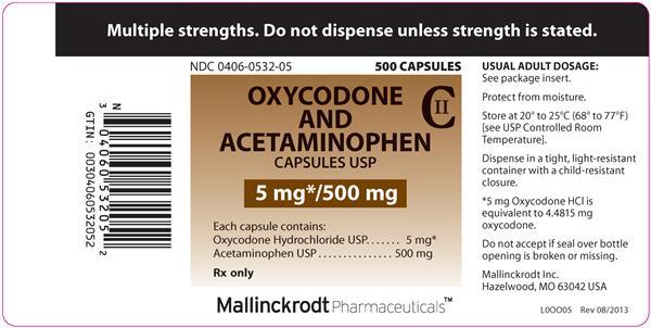 NDC Code 0406-0532-01 - Acetaminophen/Paracetamol