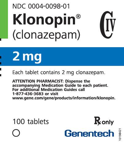 Clonazepam generic price