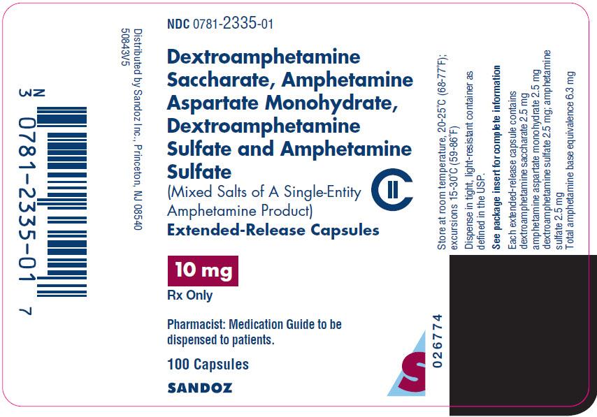Dextroamphetamine 10 mg cost