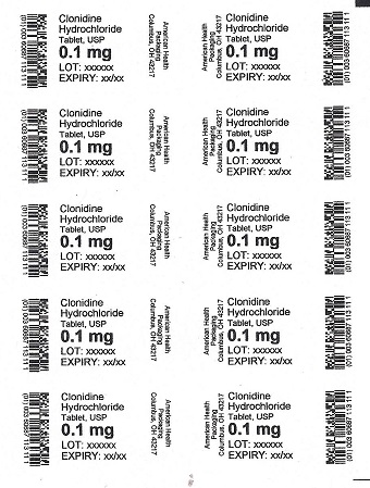 Catapres Drug Card