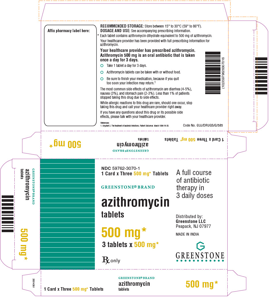 Azithromycin 500 Mg Dosing
